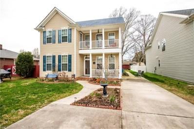 1203 Elder Avenue, Chesapeake, VA 23325 - #: 10303975