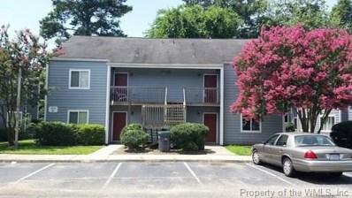 1203 Jamestown Road UNIT D4, Williamsburg, VA 23185 - #: 1829039