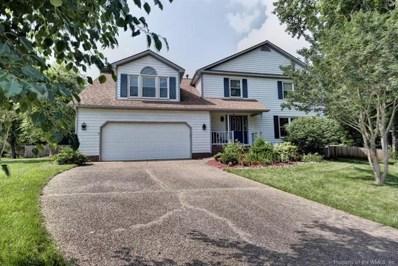 3361 New Castle Drive, Williamsburg, VA 23185 - #: 1832741