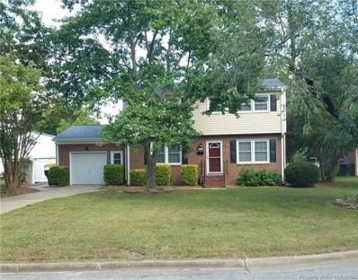 574 Dellwood Drive, Newport News, VA 23602 - #: 1832797