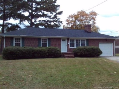 203 Shadywood Drive, Newport News, VA 23602 - #: 1833169