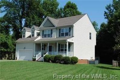4712 Bristol Circle, Williamsburg, VA 23185 - #: 1833474