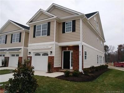 Houseof Burgesses Way UNIT MM SARAH, Williamsburg, VA 23185 - #: 1833490