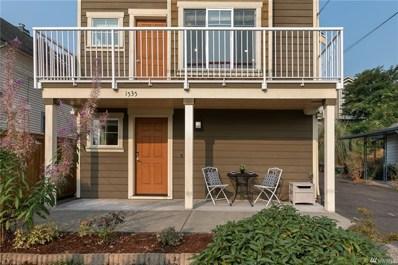 1535 17th Ave S, Seattle, WA 98144 - #: 1350518