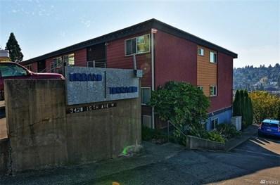 3420 15th Ave W UNIT 206, Seattle, WA 98119 - #: 1354519