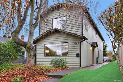 643 NW 81st Street, Seattle, WA 98117 - #: 1389788