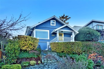 109 Newell St, Seattle, WA 98109 - #: 1392448