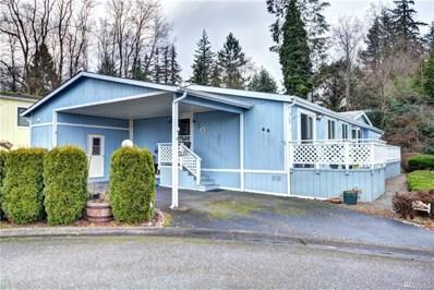 5810 Fleming St UNIT 44, Everett, WA 98203 - #: 1400413