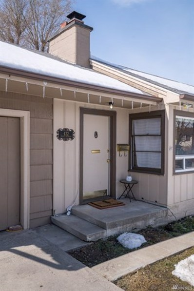 432 S Franklin Ave, Wenatchee, WA 98801 - #: 1425332