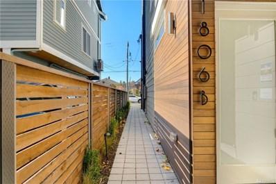 1806 25th Ave S UNIT B, Seattle, WA 98144 - #: 1532279