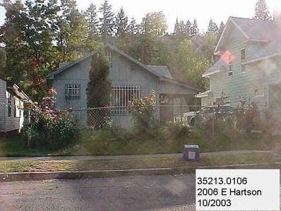 2006 E Hartson, Spokane, WA 99202 - #: 201824378