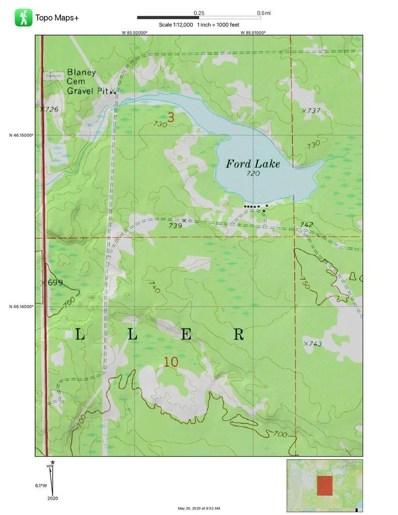 Tbd Ford Lake Rd, Germfask, MI 49836 - #: 1692218