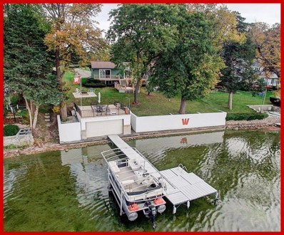 W7834 Shore Acres Rd, Lake Mills, WI 53551 - #: 1497749