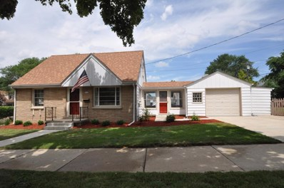 9424 W Townsend St, Milwaukee, WI 53222 - #: 1596418