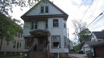 437 N 34th St, Milwaukee, WI 53208 - #: 1606373