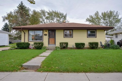 2821 Brentwood Dr, Racine, WI 53403 - #: 1611126
