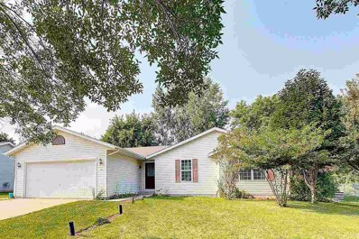 610 Woodberry St, Marshall, WI 53559 - #: 1836848