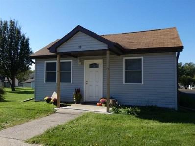 39 W Main St, Benton, WI 53803 - #: 1842632
