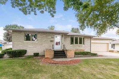 632 Kelly St, Sun Prairie, WI 53590 - #: 1842685