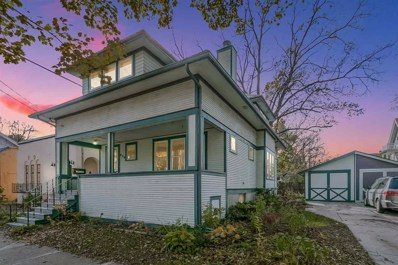 610 S Dickinson St, Madison, WI 53703 - #: 1844065
