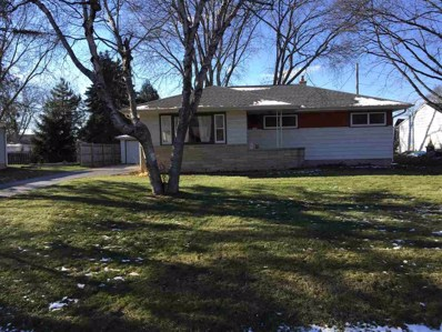 8263 N 54th St, Brown Deer, WI 53223 - #: 1845477