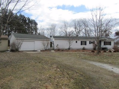W6189 County Road D, Packwaukee, WI 53953 - #: 1852449