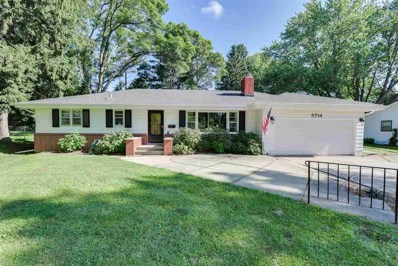 5714 Barton Rd, Madison, WI 53711 - #: 1864717