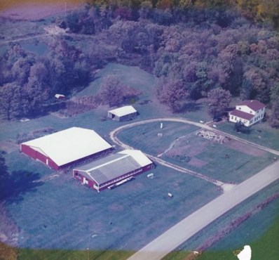 8849 Budworth School Rd, Bloomington, WI 53804 - #: 1867646