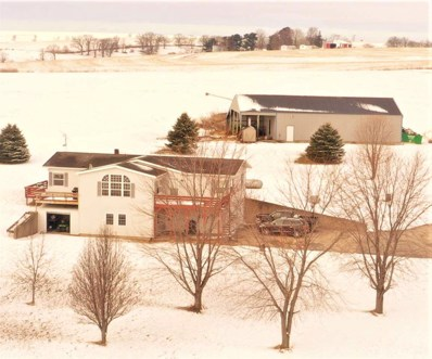 10601 Hickory Rd, Bloomington, WI 53804 - #: 1876963