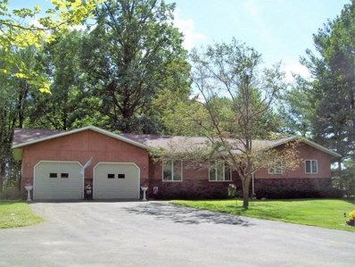 W2821 Willow Road, Curtiss, WI 54422 - #: 21812148