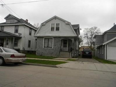 708 Central Street, Oshkosh, WI 54901 - #: 50188058