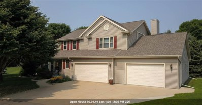 134 Barefoot Court, Appleton, WI 54915 - #: 50189850