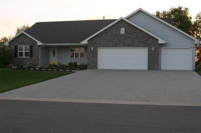 N2381 Heavenly Drive, Greenville, WI 54942 - #: 50193825