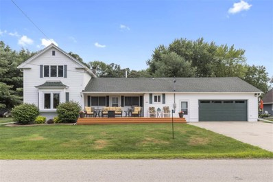 8891 S Wolf River Road, Fremont, WI 54940 - #: 50197901