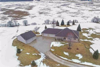 N7037 Irish Road, Hilbert, WI 54129 - #: 50218585