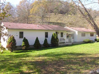 6102 Reuben Branch Road, Salt Rock, WV 25559 - #: 166839