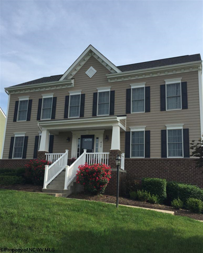 417 Foxchase Way, Morgantown, WV 26508 - #: 10119752