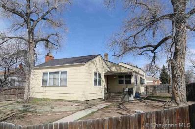 1842 E 18TH St, Cheyenne, WY 82001 - #: 71100