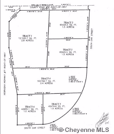 Tbd St Hwy 71, Kimball, NE 69145 - #: 81463
