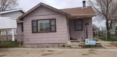 63 Ash, Midwest, WY 82643 - #: 20202188