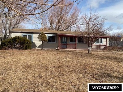 551 Evergreen Drive, Mountain View, WY 82939 - #: 20210730