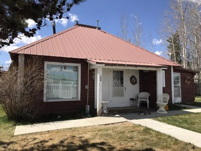 136 South Madison, Pinedale, WY 82941 - #: 18-1154