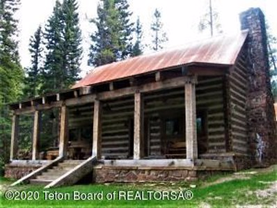 1255 Bitter Creek Road, Smoot, WY 83126 - #: 20-1699